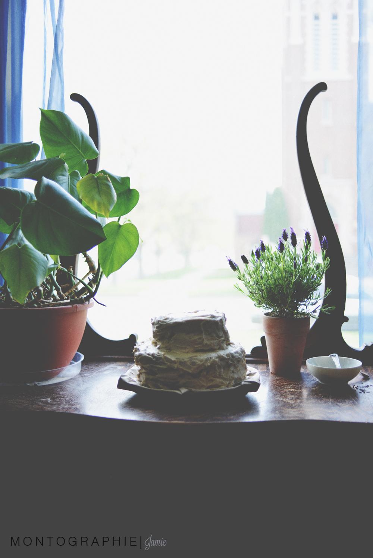 Lavender Amp Thyme Artisan Cake Fifthandhazel